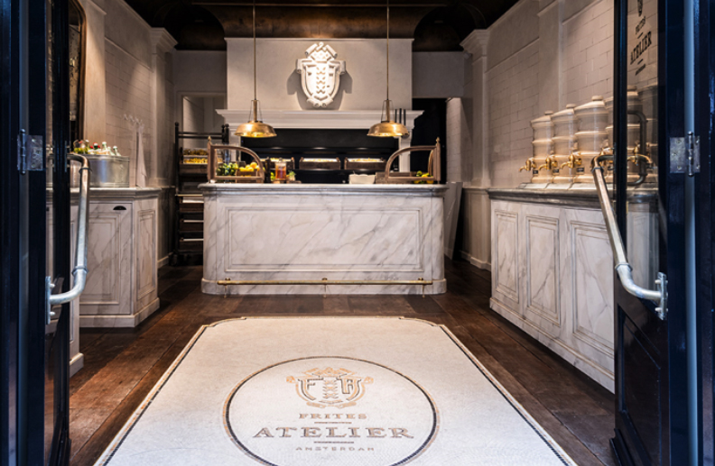 5 Star Chipper – The Launch of the Luxury Chip Shop
