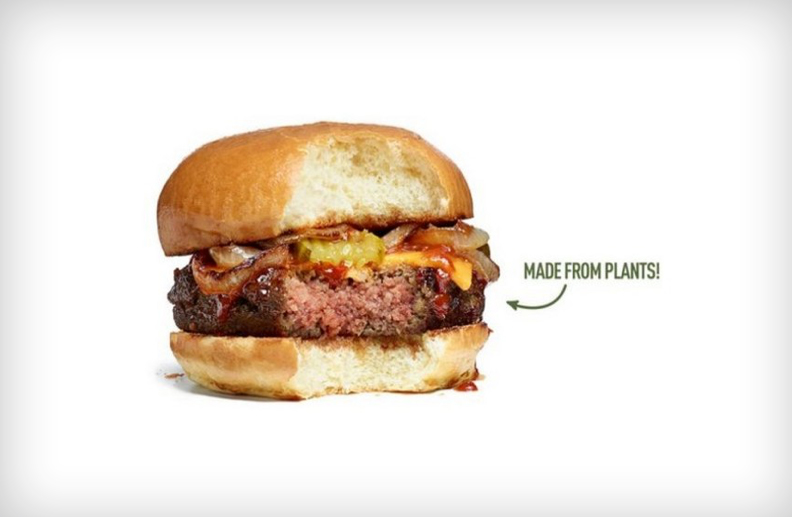 Will you be serving plant based burgers in YOUR takeaway?