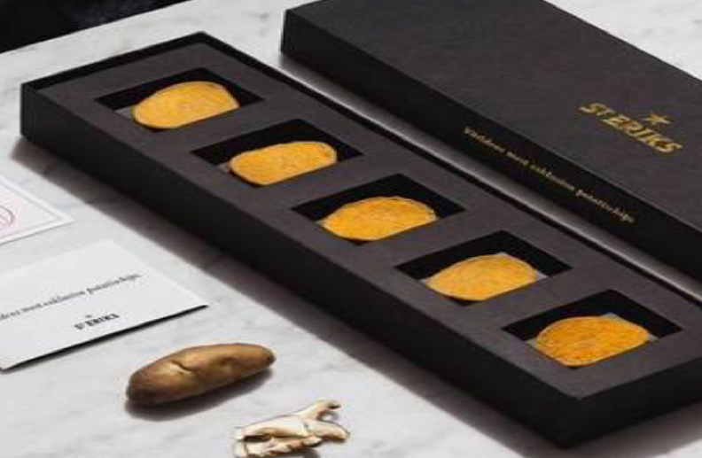 The World's Most Expensive Crisps!
