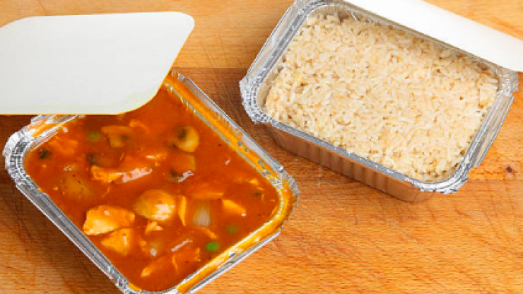 This lad's story about his takeaway curry is a rollercoaster from start to finish