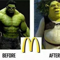 A Funny Look at Fast Food